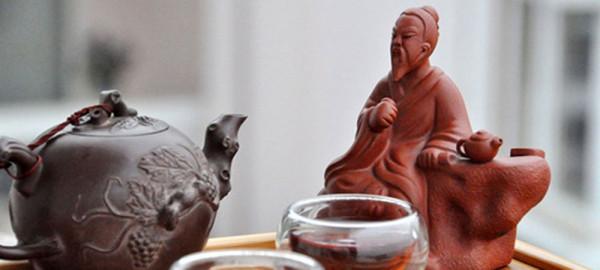 Древняя чайная культура