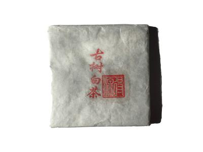 Белый чай Бай Хао Ча, кирпич