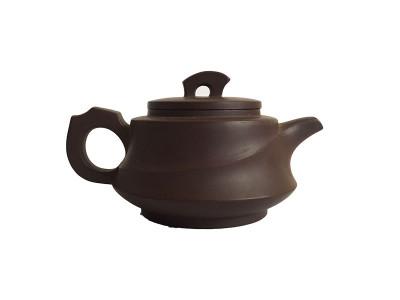 """Чайник """"Слуга Императора"""" исинская глина, 150 мл"""