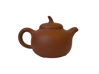 "Чайник ""Тыква Ху Лу"" исинская глина, 250 мл"
