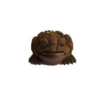 Жаба Богатства, чайная фигурка