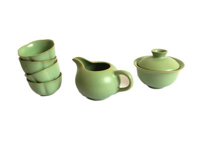 """Чайный набор """"Духовная чистота"""" с гайванью"""